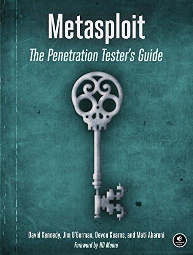 9781593272883: Metasploit: The Penetration Tester's Guide
