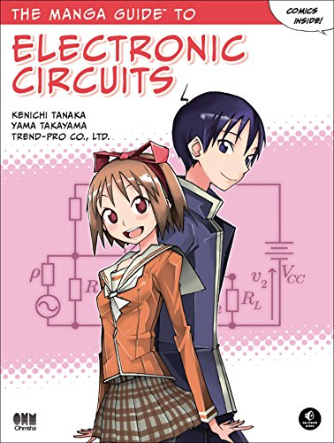 9781593273927: The Manga Guide to Electronic Circuits