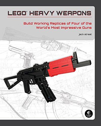9781593274122: LEGO Heavy Weapons