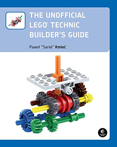 9781593274344: The Unofficial LEGO Technic Builder's Guide