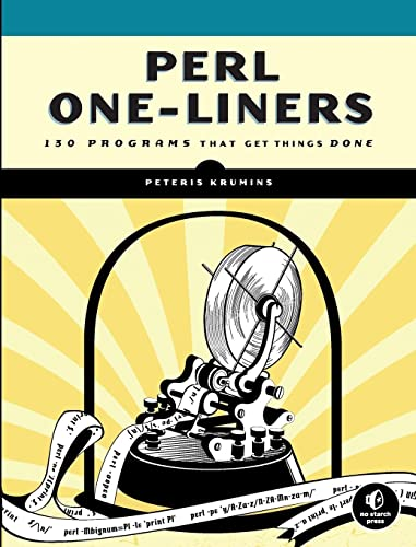 9781593275204: Perl One-Liners: 130 Programs That Get Things Done