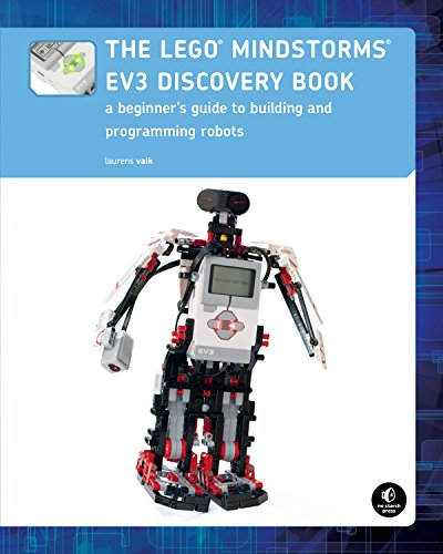 9781593275327: The LEGO MINDSTORMS EV3 Discovery Book (Full Color): A Beginner's Guide to Building and Programming Robots