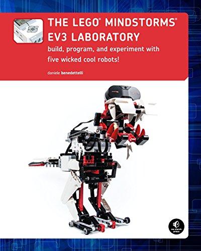 The LEGO MINDSTORMS EV3 Laboratory: Build, Program,: Benedettelli, Daniele
