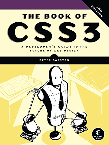 9781593275808: The Book of CSS3: A Developer's Guide to the Future of Web Design