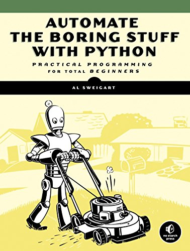 9781593275990: Automate the Boring Stuff with Python: Practical Programming for Total Beginners