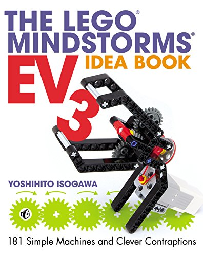 9781593276003: The LEGO MINDSTORMS EV3 Idea Book: 181 Simple Machines and Clever Contraptions