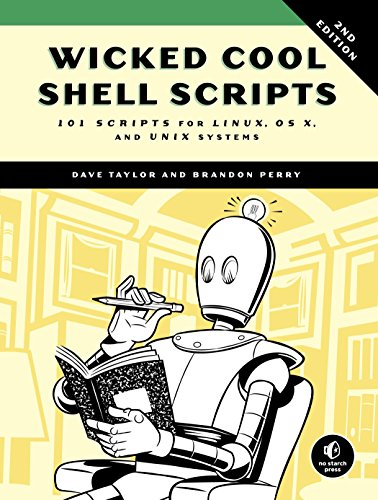 9781593276027: Wicked Cool Shell Scripts, 2nd Edition: 101 Scripts for Linux, OS X, and UNIX Systems
