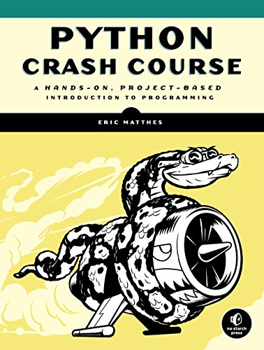 9781593276034: Python Crash Course: A Hands-On, Project-Based Introduction to Programming