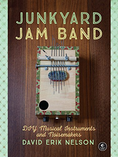9781593276119: Junkyard Jam Band: DIY Musical Instruments and Noisemakers