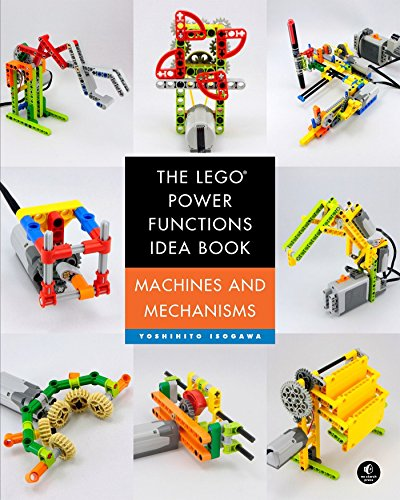 9781593276881: The LEGO Power Functions Idea Book, Volume 1: Machines and Mechanisms
