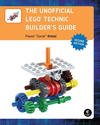 9781593277604: The Unofficial Lego Technic Builder's Guide, 2e