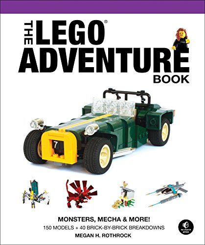 9781593277635: The Lego Adventure Book Vol. 4