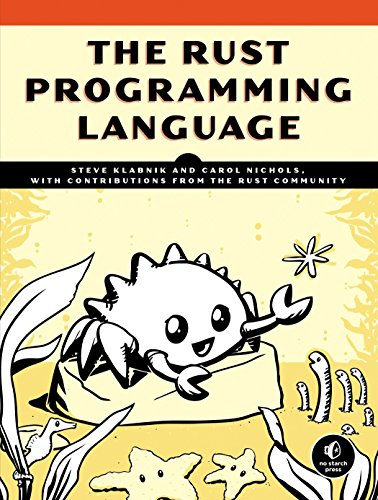 9781593278281: The Rust Programming Language (Manga Guide)