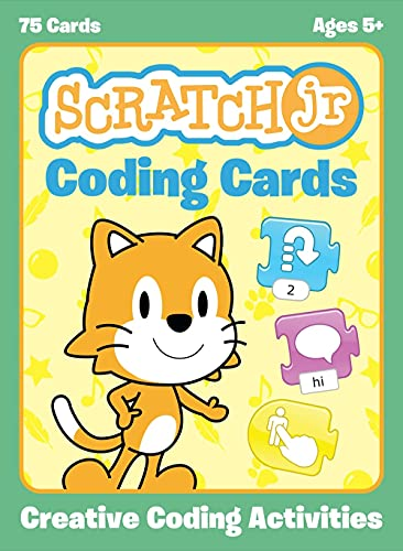 9781593278991: ScratchJr. Coding Cards: Creative Coding Activities
