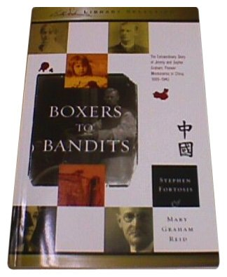 Boxers to Bandits The Extraordinary Story of: Fortosis, Stephen; Reid,