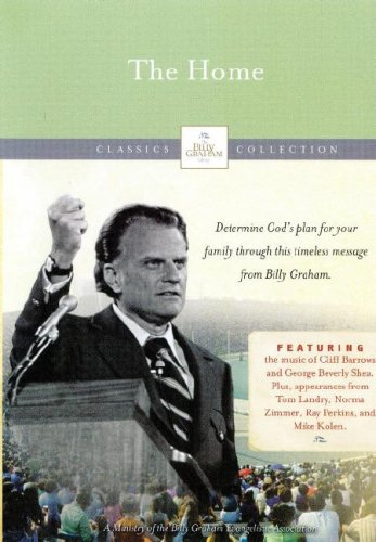 9781593281458: The Home Billy Graham Collection NEW Christian DVD