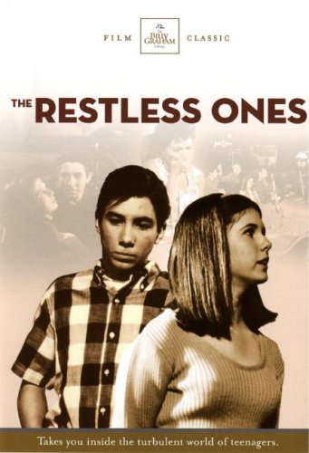 The Restless Ones Turbulent world of Teenagers Billy Graham Collection NEW Christian DVD