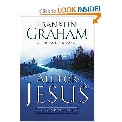 9781593282172: All for Jesus: A Devotional (Paperback)