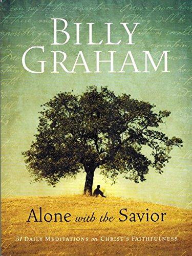 9781593282813: Alone with the Savior