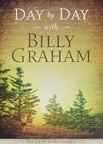 9781593283070: Day by Day with Billy Graham: 366 Daily Meditations
