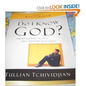 9781593283582: Do I Know God?: Finding Certainty in Life's Most Important Relationship (Billy Graham Library Selection)