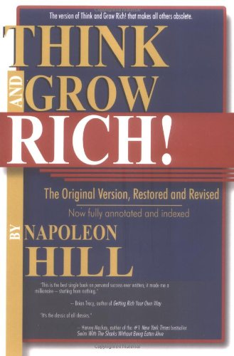 9781593302009: Think and Grow Rich!: The Original Version, Restored & Revised