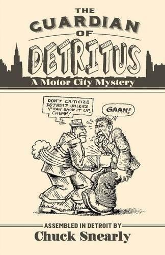 9781593308810: The Guardian Of Detritus