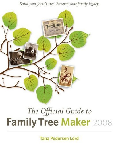 9781593313104: The Official Guide to Family Tree Maker