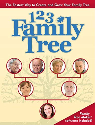 1-2-3 Family Tree : The Fastest Way to Create and Grow Your Family Tree