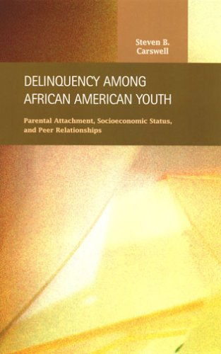 9781593321956: Delinquency among African American Youth (Criminal Justice)