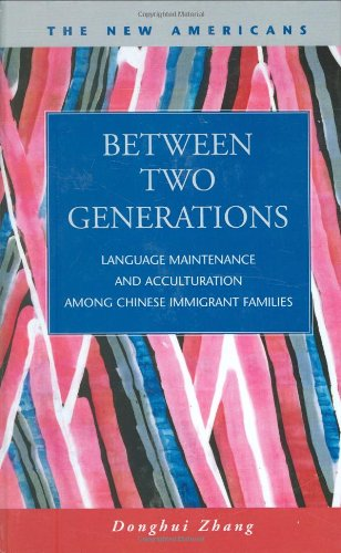 9781593322717: Between Two Generations: Language Maintenance and Acculturation Among Chinese Immigrant Families (The New Americans: Recent Immigration and American Society)