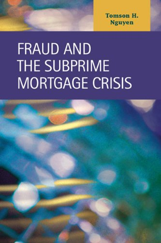 9781593324537: Fraud and the Subprime Mortgage Crisis (Criminal Justice: Recent Scholarship)