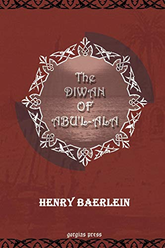 9781593330484: The Diwan of Abu'l-Ala