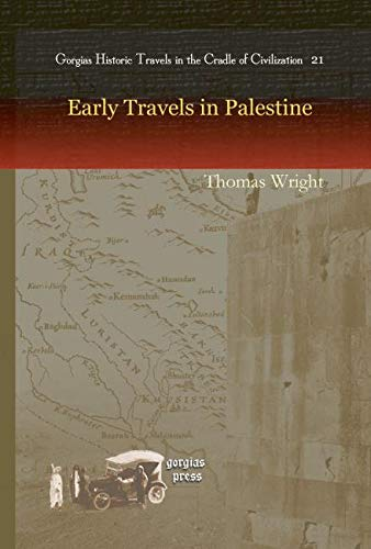 9781593335281: Early Travels in Palestine