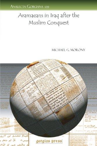 9781593336004: Aramaeans in Iraq After the Muslim Conquest (Analecta Gorgiana)