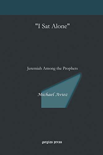 I Sat Alone: Avioz, Michael