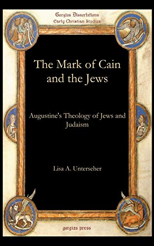 9781593338961: The Mark of Cain and the Jews (Gorgias Dissertations/Early Christian Studies 9)