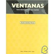 9781593340254: VENTANAS Student Activities Manual