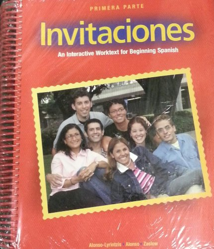 9781593342678: INVITACIONES PACK A (Student Edition1 + Video CD-ROM + MP3(1))
