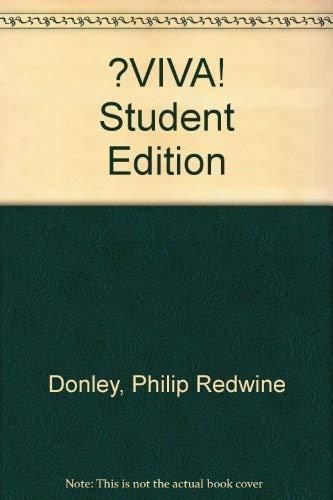 9781593345754: ¡VIVA! Student Edition