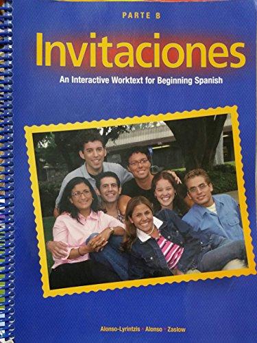 Invitaciones 10-10-10 Parte B: Alonso-Lyrintzis, Zaslow, Alonso