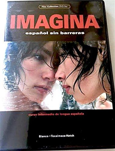 9781593349592: IMAGINA espanol sin barreras (Film Collection DVD Set)
