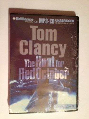 The Hunt for Red October (9781593350031) by Tom Clancy