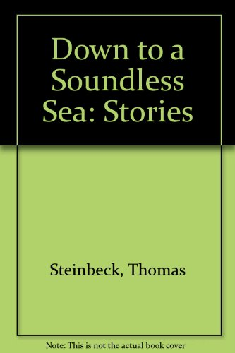 9781593350451: Down to a Soundless Sea: Stories