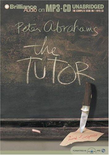9781593351885: The Tutor: A Novel of Suspense