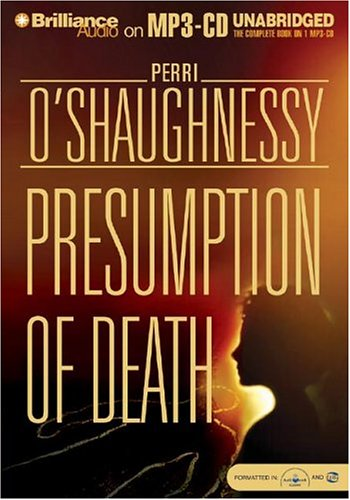 Presumption of Death (Nina Reilly Series) (1593352107) by O'Shaughnessy, Perri