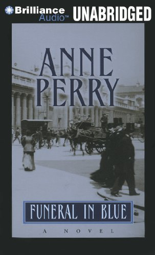 Funeral in Blue (William Monk Series): Anne Perry