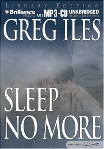 Sleep No More (1593354258) by Iles, Greg