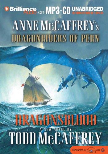 Dragonsblood (Dragonriders of Pern Series): McCaffrey, Todd