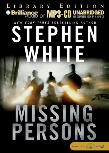 9781593358730: Missing Persons (Alan Gregory Series)